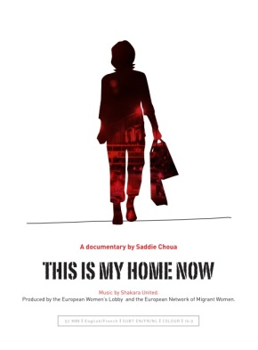 This is my home now cover